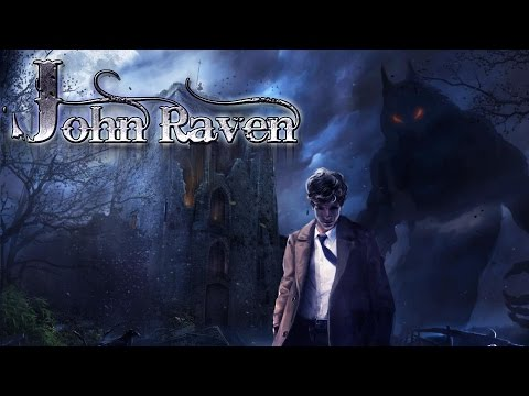 John Raven: The Curse Android GamePlay Trailer (1080p)