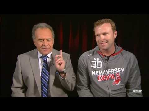 Martin Brodeur Interview On RDS Hockey 360