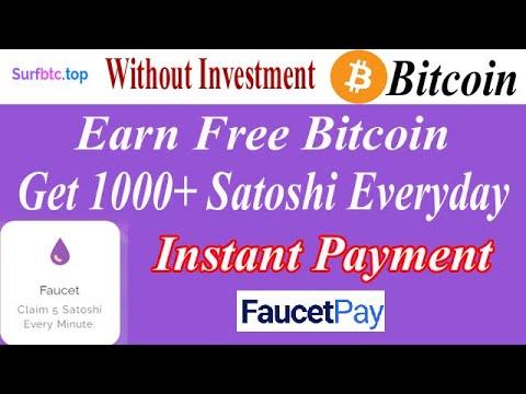 bitcoin gratuit 1000 satoshi)
