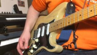 Seymour Duncan SSL-5 bridge pickup demo