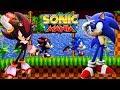 Sonic Edge Mania COOLER SENIC Mod [4K 60fps]