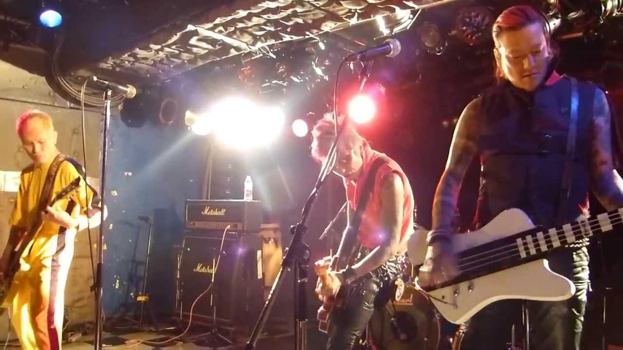 夜桜極蔵BAND 2013/12/19 LOFT ♪...