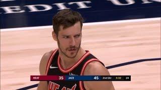 Miami Heat vs Utah Jazz Full Game Highlights November 10 2017