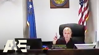 Court Cam: Judge Reprimands Attorney During Custody Hearing | A&E