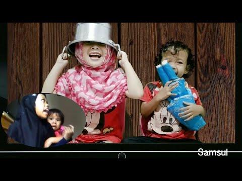 Video Viral Kaget Ada Petir - Abdullah Nama Ayahnya