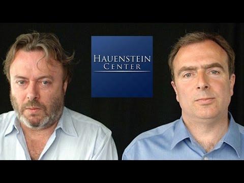 ★ Christopher Hitchens vs Peter Hitchens | FULL DEBATE | Iraq War & Religion