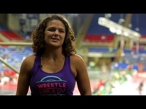 Wrestle Like A Girl- Because Girls Can Do Anything, Especially Wrestle!
