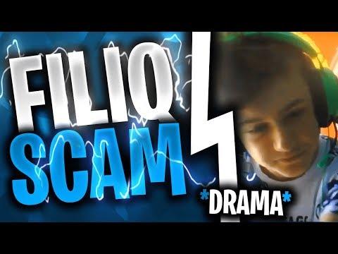 😁 PARODIA SCAM 😱 FiliQ Mnie Oscamował 😱 Wybiłem Mu Zęby 🖕 Scammer Gets Scammed 🖕