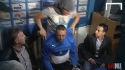 SHOCKING! Angry fans strip new coach