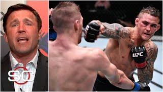 Dustin Poirier vs. Dan Hooker reaction from Chael Sonnen, Brett Okamoto | SportsCenter