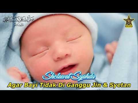 Sholawat Bayi Paling Ampuh, Bikin Bayi Terhindar Dari Gangguan Jin Dan Syetan