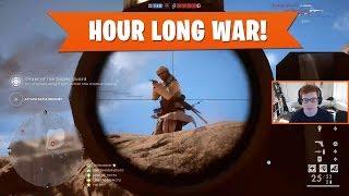 HOUR LONG WAR Battlefield 1