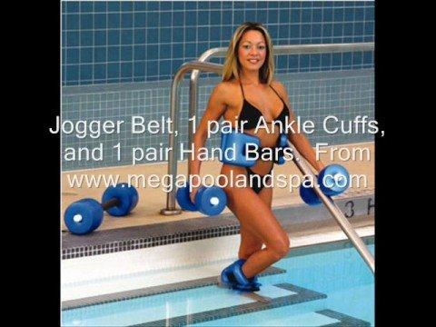 Aquafit Swimming Pool Workout  Exercise Kit