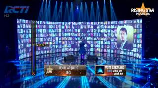 "Indah Nevertari ""All About That Bass"" Meghan Trainor - Rising Star Indonesia Best 14 Eps 15"
