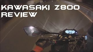 Kawasaki Z800 Review/Impressions/SC Project Exhaust