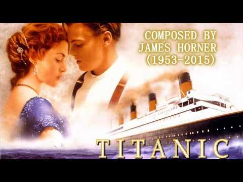 Titanic  Hymn to the Sea  James Horner piano