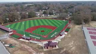 Westside High School: Baseball & Softball Field Upgrades December ...