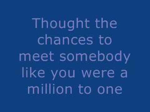 Meet somebody lyrics