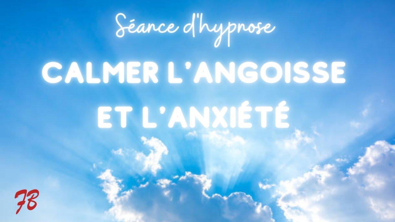 Bien connu HYPNOSE ANXIETE ANGOISSE [RENCONTRE AVEC LE GUIDE INTERIEUR] - YouTube IJ85
