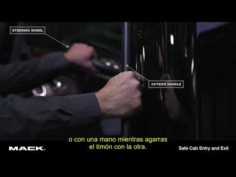Safe Cab Entry and Exit - Legacy (Spanish)