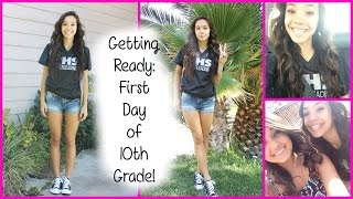 Getting Ready: First Day of 10th Grade! Thumbnail