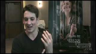 Miles Teller Exclusive Interview for the movie Rabbit Hole