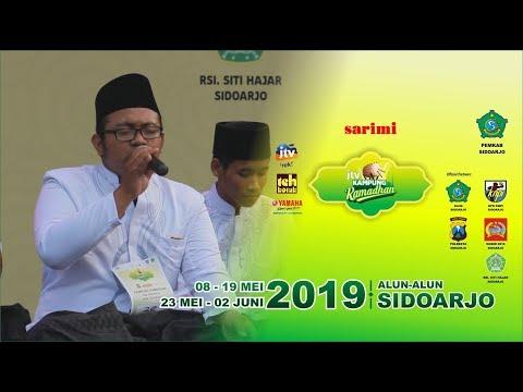 SYAUQUL MUSTHOFA PUTRA    Seleksi FesBan JTV Kampung Ramadhan Sidoarjo 2019