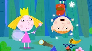 Ben and Holly's Little Kingdom Full Episodes | Elf Joke Day | HD Cartoons for Kids