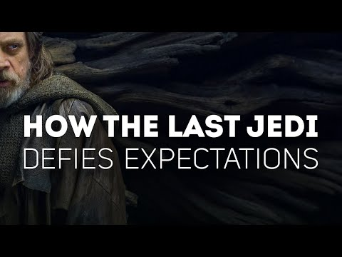 How The Last Jedi Defies Expectations About Male Heroes