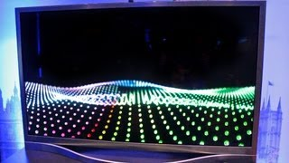Samsung F8500 Plasma Smart TV Hands On