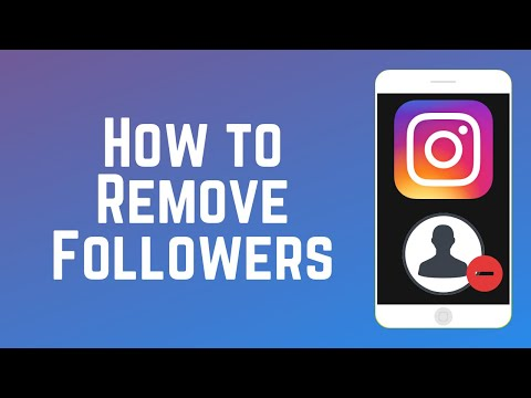 How to Remove Followers on Instagram | Instagram Guide Part