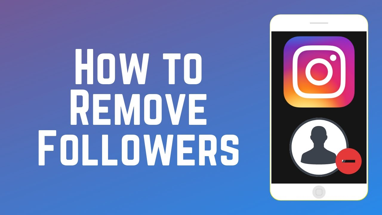 How to Remove Followers on Instagram  Instagram Guide Part 22