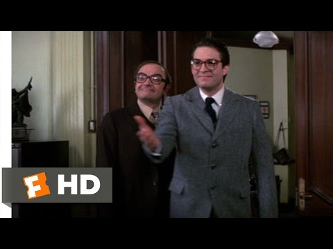Curse of the Pink Panther (1/10) Movie CLIP - Detective Sleigh Has Arrived (1983) HD
