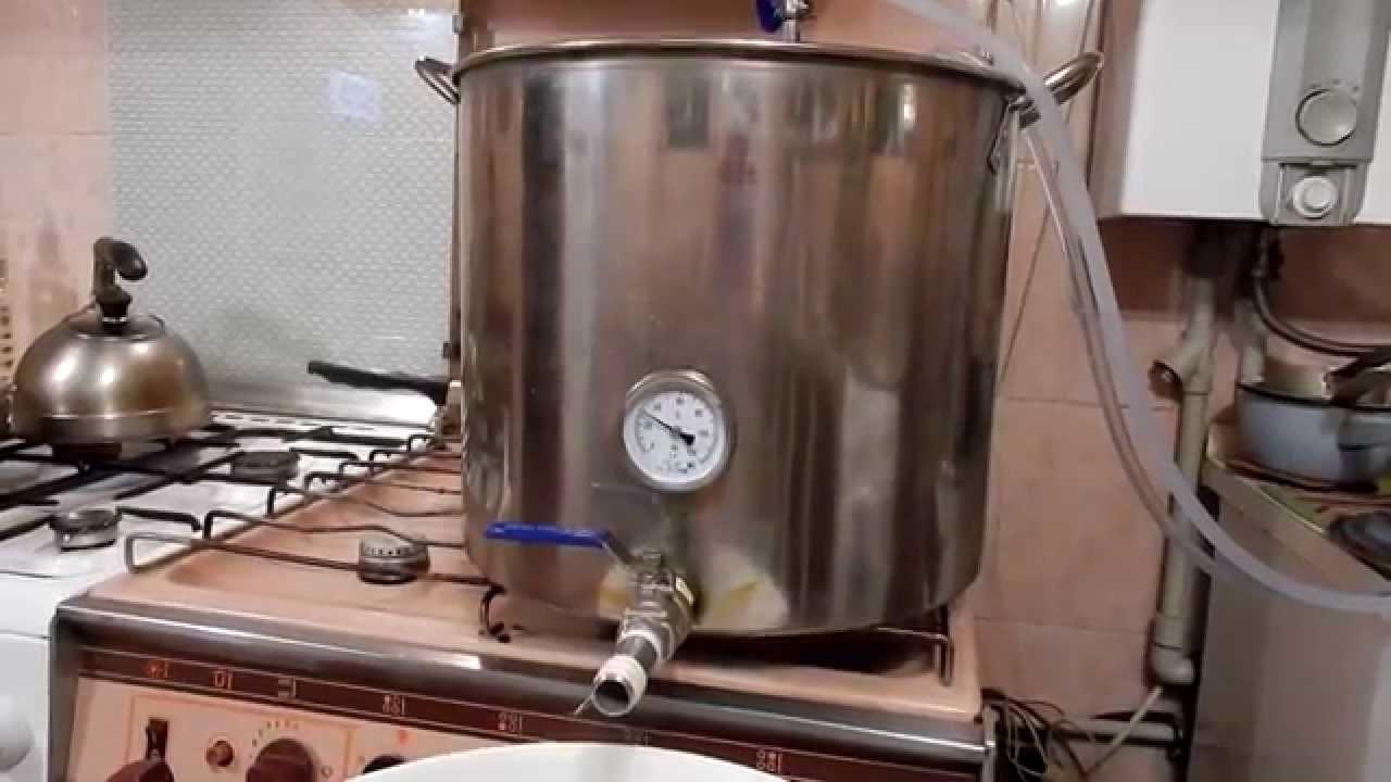 как готовить пиво дома