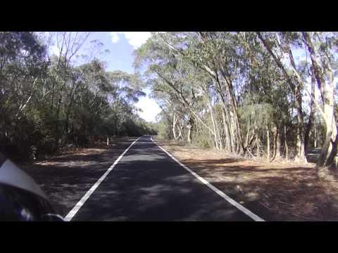Gosford Old Pacific Highway Motorcycling, NSW Australia 澳洲太平洋海岸高速摩托車之旅