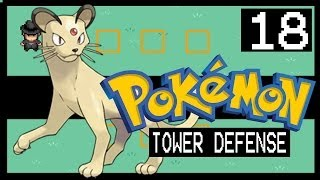 POKEMON TOWER DEFENSE WALKTHROUGH - LAVENDER TOWN