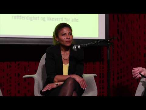 Interview with Ensaf Haidar - Raif Badawi's wife
