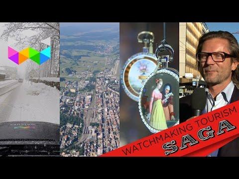 Watchmaking Tourism Saga - La Chaux-de-Fonds and Le Locle Region
