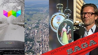 Watchmaking Tourism Saga - La Chaux-de-Fonds and Le Locle Region