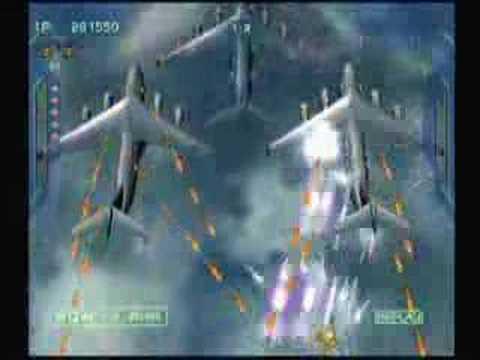 The Dreamcast Junkyard: Zero Gunner 2