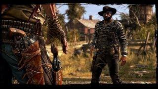 Call of Juarez Gunslinger GamePlay on PC Max Graphics [1080p]
