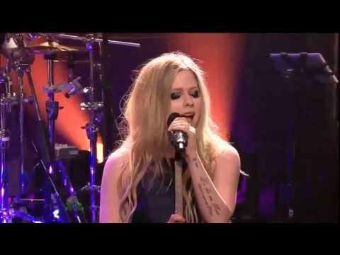 Avril Lavigne Here's To Never Growing Up Live @ Show with Jay Leno