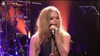Video Avril Lavigne Here's To Never Growing Up Live @ Show with Jay Leno download MP3, 3GP, MP4, WEBM, AVI, FLV Juli 2018
