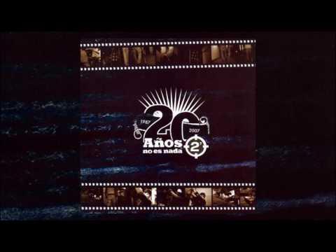 2 MINUTOS - 20 AÑOS NO ES NADA (CD COMPLETO)