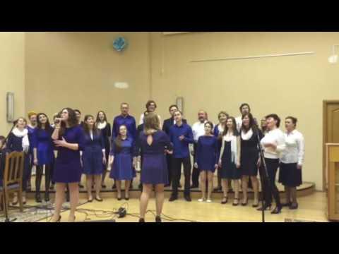 Let me fly - Minsk Gospel Choir in Art College