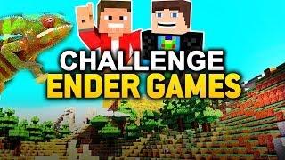 VERSTECKEN: CHALLENGE ENDERGAMES #17   GommeHD