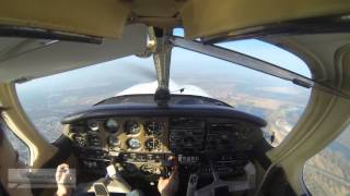 the joy of flying   piper p28a archer ii speyer edry worms edfv full flight