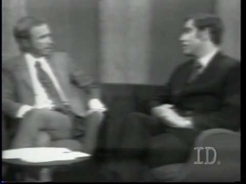 Jeffrey MacDonald on Dick Cavett