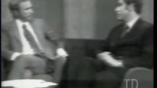Jeffrey MacDonald on Dick Cavett