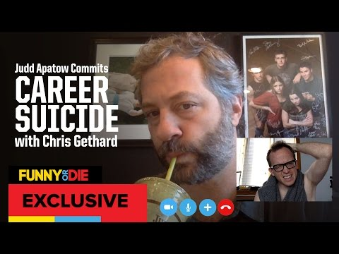 Judd Apatow Commits Career Suicide with Chris Gethard